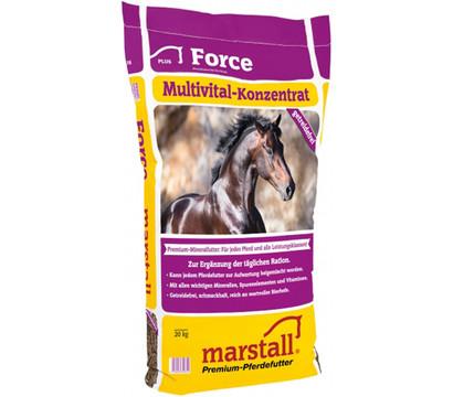 marstall Plus Force Mineralfutter, Pferdefutter, 20 kg