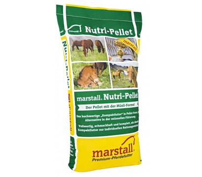 marstall® Universal Premium-Pferdefutter Nutri Pellet, 25kg