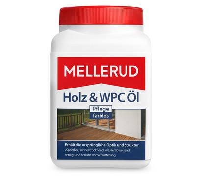 Mellerud® Holz- und WPC-Ölpflege, 750 ml, farblos