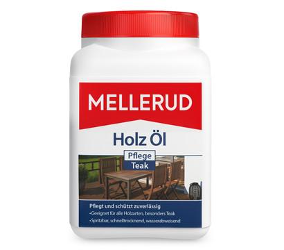 Mellerud® Holz-Ölpflege, 750 ml, Farbton teak