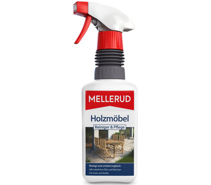 Mellerud® Holzmöbel Reiniger & Pflege, 500 ml