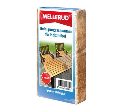 Mellerud® Reinigungsschwamm für Holzmöbel, 2 Stück