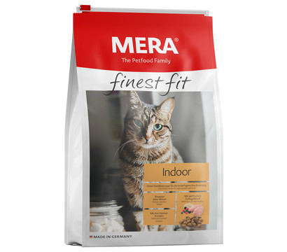 MERA® Trockenfutter finest fit Indoor