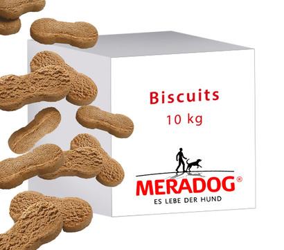 Meradog Biscuits, Hundesnack
