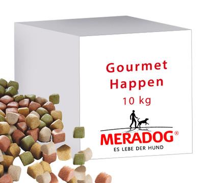 Meradog Gourmet Happen, Hundesnack, 10kg