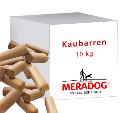 Meradog Kaubarren, Hundesnack, 10kg