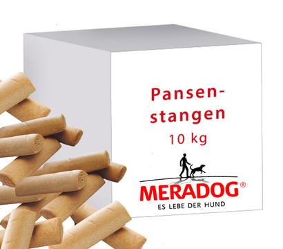 Meradog Pansenstange, Hundesnack, 10kg