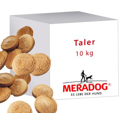 Meradog Taler, Hundesnack, 10kg