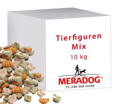 Meradog Tierfiguren Mix, Hundesnack, 10kg