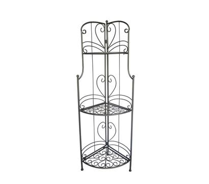 metall eckregal yorkshire dehner garten center. Black Bedroom Furniture Sets. Home Design Ideas