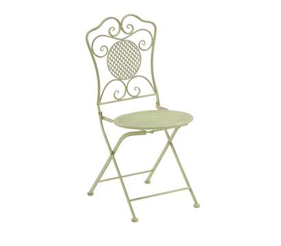 metall klappstuhl provence dehner garten center. Black Bedroom Furniture Sets. Home Design Ideas
