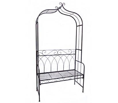 metall rosenbank sonja 2 sitzer dehner garten center. Black Bedroom Furniture Sets. Home Design Ideas