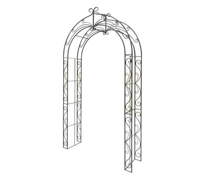 metall rosenbogen melina. Black Bedroom Furniture Sets. Home Design Ideas