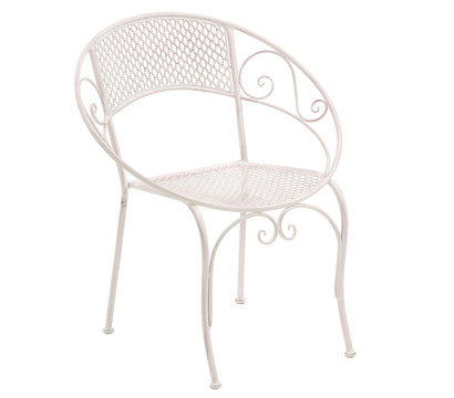 Metall-Stuhl Provence