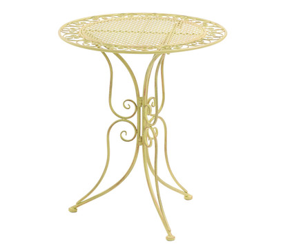 Metall-Tisch Provence, Ø 60 cm : Dehner Garten Center