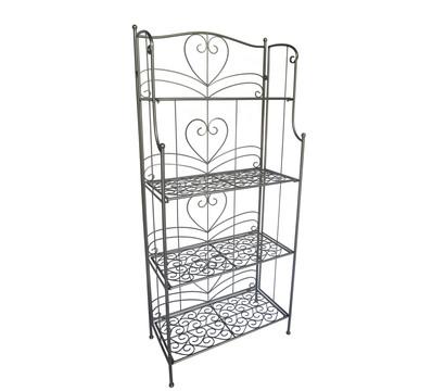 metallregal yorkshire dehner garten center. Black Bedroom Furniture Sets. Home Design Ideas