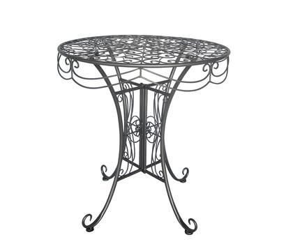 Metall-Tisch Yorkshire, Ø 70 cm