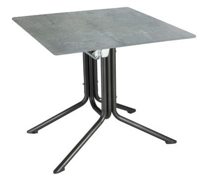 mfg profi klapptisch mec slim 80 x 80 cm dehner garten center. Black Bedroom Furniture Sets. Home Design Ideas
