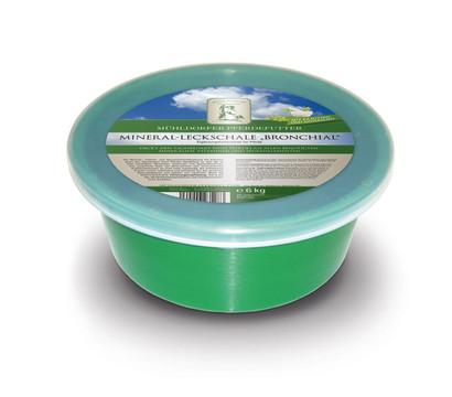 Mühldorfer Mineral-Leckschale Bronchial, 6kg
