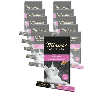 Miamor Katzensnack Cream, 11 x 6 x 15g