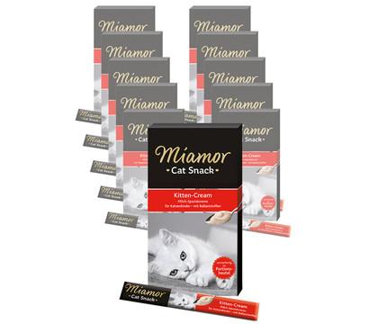 Miamor Katzensnack Kitten Milch-Cream, 11 x 5 x 15g