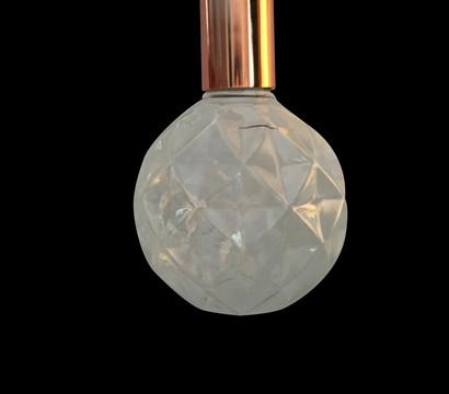 mica decorations dekolampe kugel jet transparent dehner. Black Bedroom Furniture Sets. Home Design Ideas