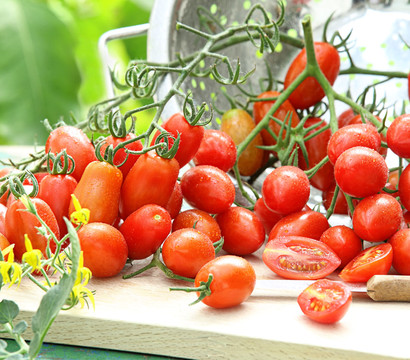 Mini San Marzano Tomate
