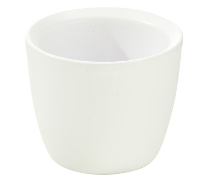 Mini-Übertopf aus Keramik, Ø7,5 cm