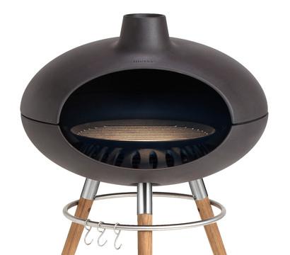 mors grill forno gusseisen inkl standbeine dehner garten center. Black Bedroom Furniture Sets. Home Design Ideas