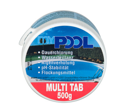 Multitab 500 g