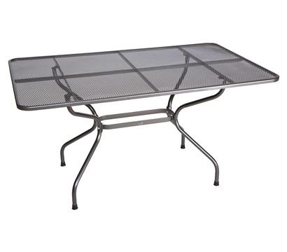 mwh streckmetall gartentisch 145 x 90 cm dehner garten center. Black Bedroom Furniture Sets. Home Design Ideas