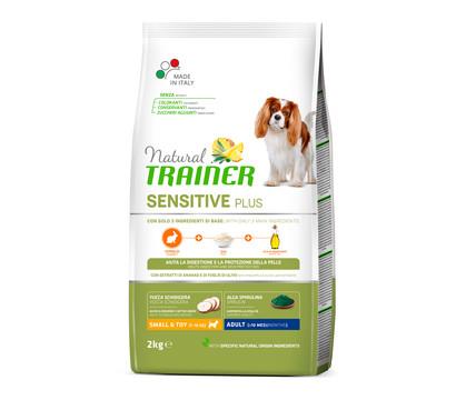 Natural TRAINER Trockenfutter Sensitive Plus Mini Adult