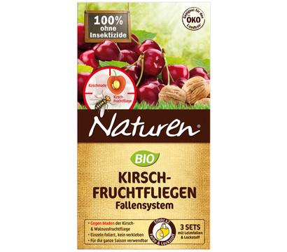 Naturen® Kirschfruchtfliegen Fallensystem, 3 Sets