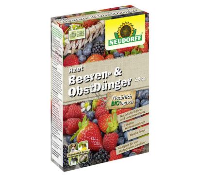 Neudorff® Azet® Beeren- und Obstdünger, 2,5 kg
