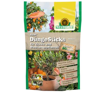 Neudorff Azet® Düngesticks für Zitruspflanzen, 40 Stk.