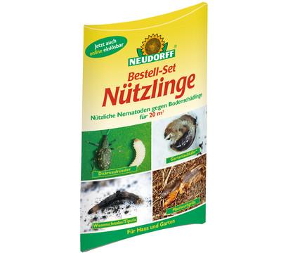 Neudorff Bestell-Set Nützlinge gegen Bodenschädlinge