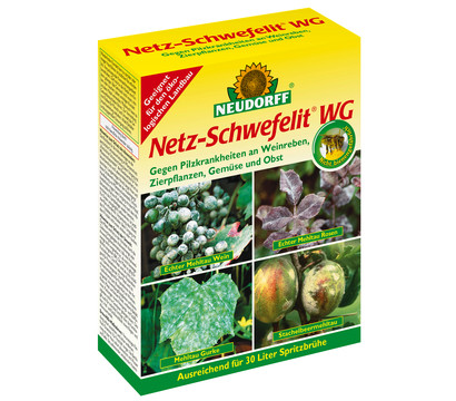 Neudorff Netz-Schwefelit® WG, 5 x 15 g