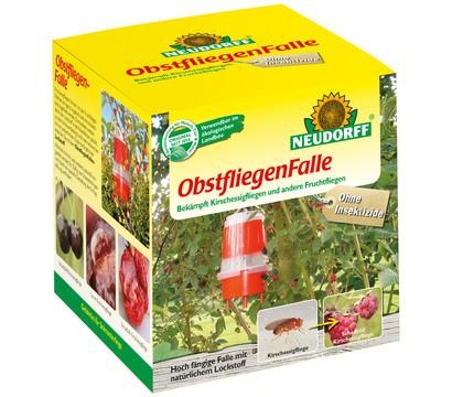 Neudorff obstfliegenfalle inkl 100 ml lockstoff dehner for Obstfliegen in pflanzen