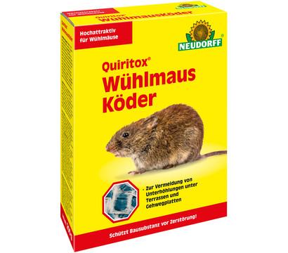 Neudorff Quiritox® Wühlmaus Köder, 200 g