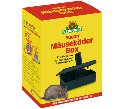 Neudorff Sugan® MäuseköderBox