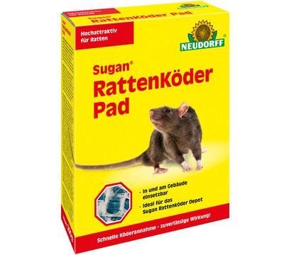Neudorff Sugan® RattenKöder Pad