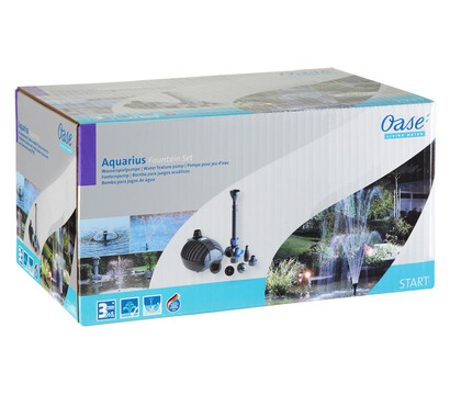oase aquarius fountain set classic 1000 dehner garten center. Black Bedroom Furniture Sets. Home Design Ideas