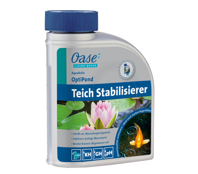 Oase Teich Stabilisierer AquaActiv OptiPond, 500 ml