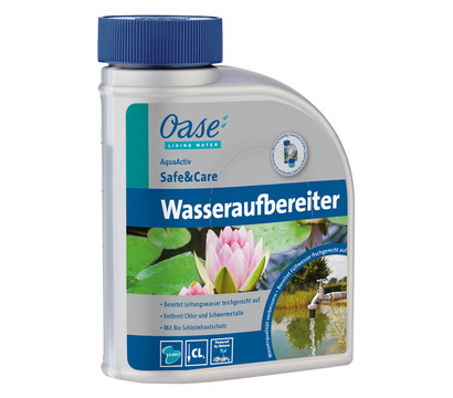 Oase Wasseraufbereiter AquaActiv Safe&Care, 500 ml