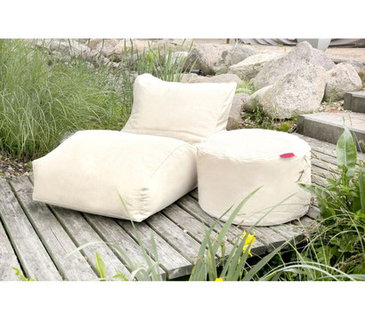outbag outdoor sitzsack wave canvas dehner garten center. Black Bedroom Furniture Sets. Home Design Ideas
