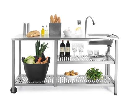 Outstanding Außenküche Water Basic