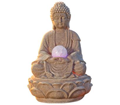 pajoma zimmerbrunnen buddha lotus dehner garten center. Black Bedroom Furniture Sets. Home Design Ideas