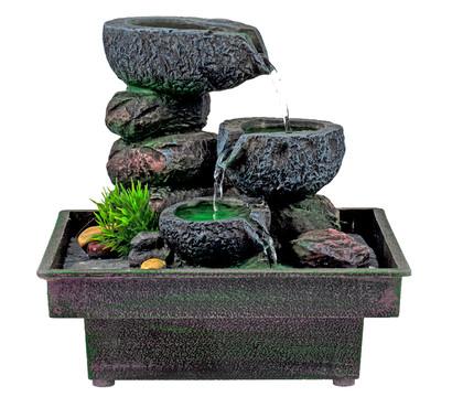 pajoma zimmerbrunnen floating stones dehner garten center. Black Bedroom Furniture Sets. Home Design Ideas