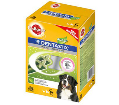 Pedigree® Dentastix Fresh, Hundesnack, 28 Stück