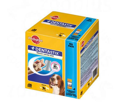 Pedigree® DentaStix, Hundesnack, 56 Stück